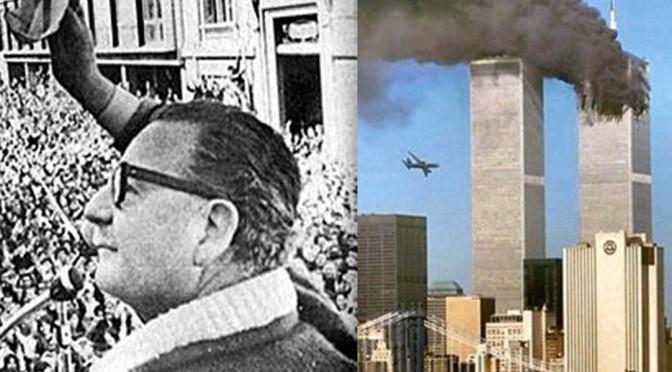 <!--:fr-->Commémoration du 11 septembre 2001… Pour faire oublier le 11 septembre 1973 ?<!--:-->