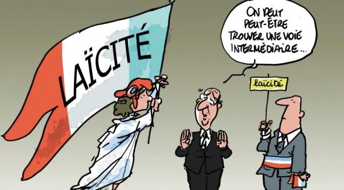 France Laïque !