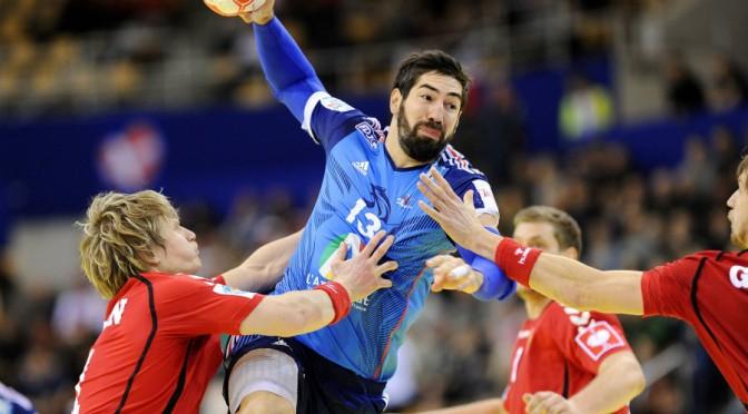 Nikola Karabatic - Equipe de France la meilleure du monde
