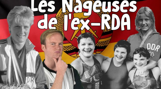 Les Nageuses de l'ex-RDA