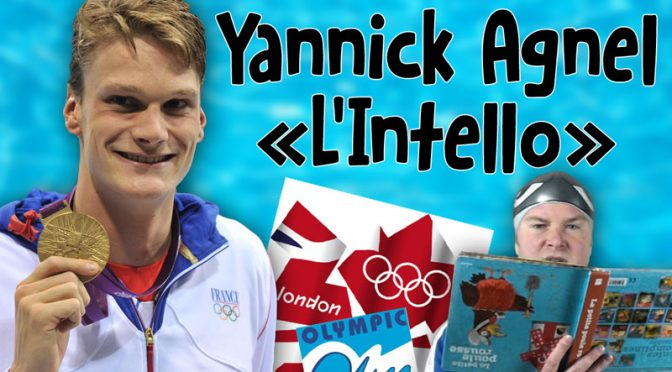 Yannick Agnel « L'intello »