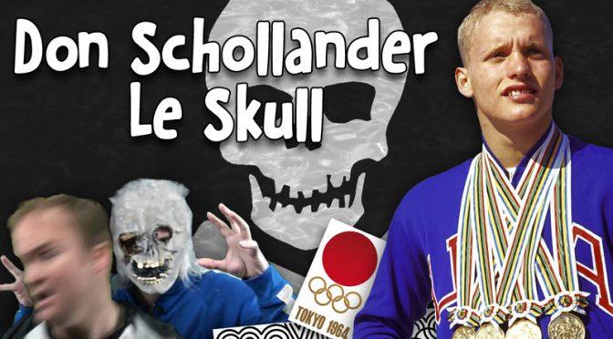 Don Schollander le Skull