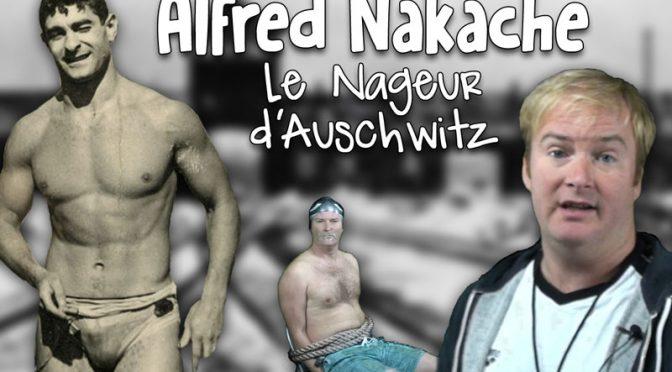 Alfred Nakache, le Nageur d'Auschwitz