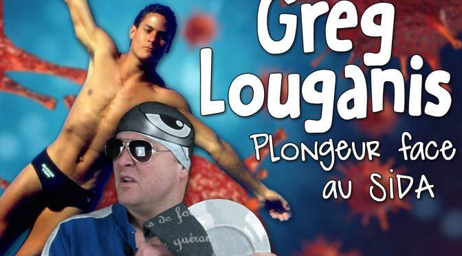 Greg Louganis, Plongeur face au SIDA