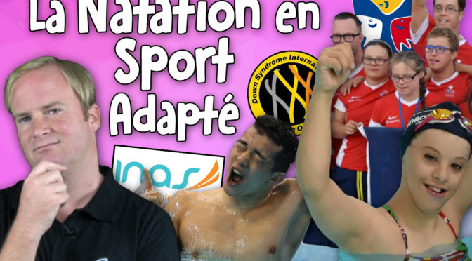 La Natation en Sport Adapté