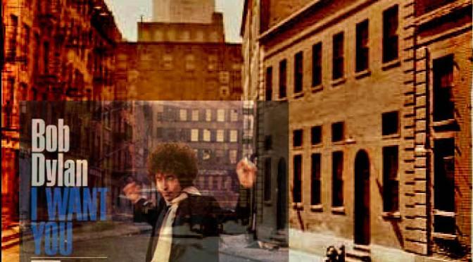 I Want You – Bob Dylan