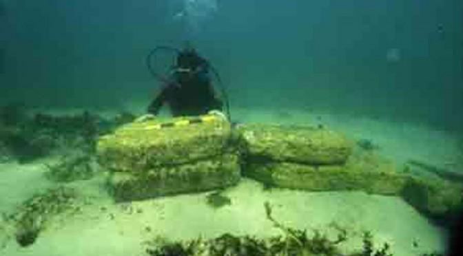 L'exploration sous-marine, l'avenir de l'archéologie ?