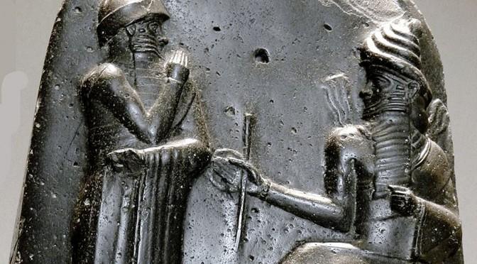 Habeas Corpus - Code d'Hammurabi